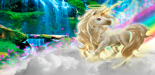 Download the free animated unicorn wallpapers in HD, 3D, 4K.