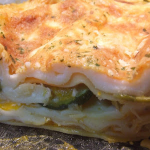 Lasagna Vegetables