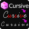 Cursive Transformation icon