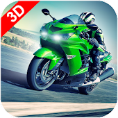 Moto Traffic Racer Uphill Rush