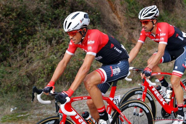 Fout van Trek-Segafredo breekt Alberto Contador zuur op: tijdstraf én geldboete