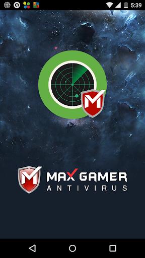 MAX GAMER ANTIVIRUS for Gamers screenshot 3