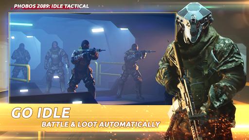 PHOBOS 2089: Idle Tactical 1.40 Screenshots 5