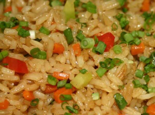 Bonnie's Chinese Fried Rice