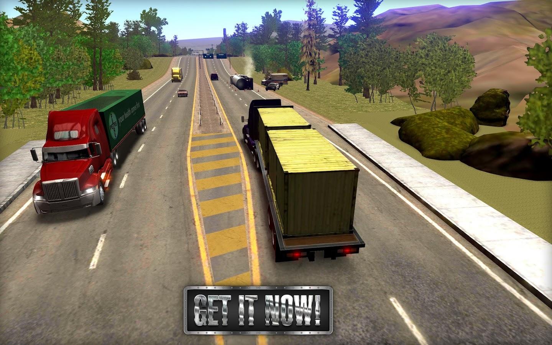 Truck Simulator USA- screenshot