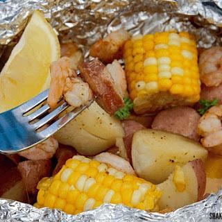 Shrimp Boil on the Grill!.
