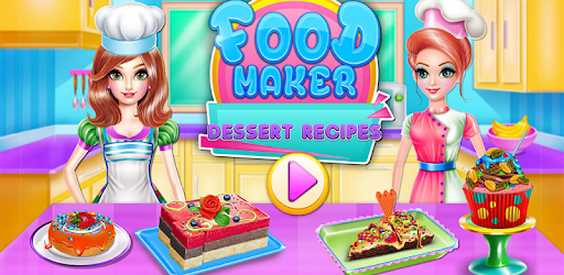 Food maker - dessert recipes for PC