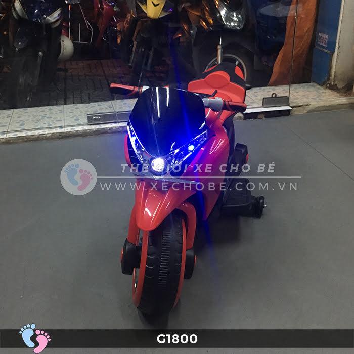 Xe mô tô điện trẻ em g1800 5