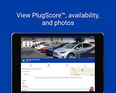PlugShare- screenshot thumbnail