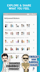 Bollywood Stickers for WhatsApp – WAStickerApps Download For Android 2