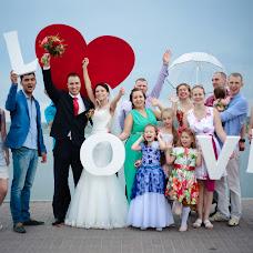 Wedding photographer Natalya Kulikovskaya (otrajenie). Photo of 17.08.2016