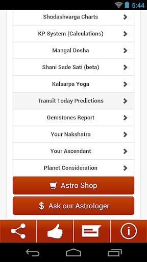 Kundali: Horoscope & Rashifal screenshot 5