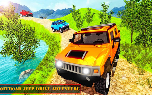 Real Offroad Car Driving Simulator 3D: Hill Climb screenshots 3