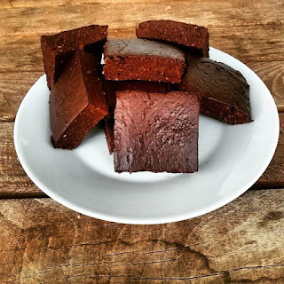 Chocolate Brownies - Light and Healthy!