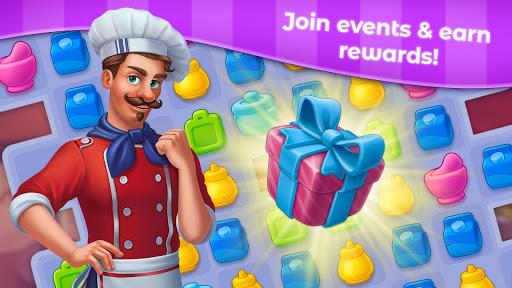 Cooking Paradise - Puzzle Match-3 game apktram screenshots 7