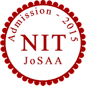 NIT Admission 2015