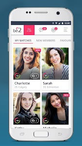 be2 – Matchmaking for singles screenshot 2