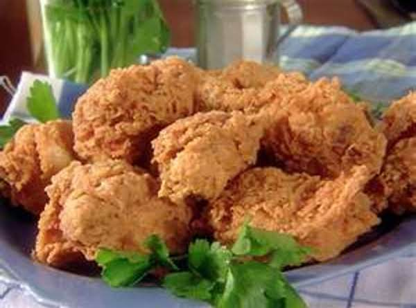 My Mama's Buttermilk Fried Chicken Recipe