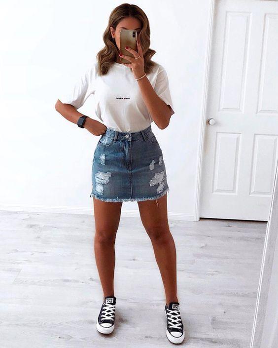 denim-skirt-outfit-ideas