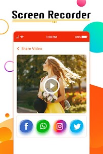 HD Screen recorder –  Game, Video Call Recording Apk  Download For Android 5