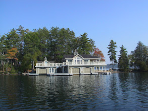 Photo: I have created this album of 2 storey and storey and a half boathouses from around Lakes Joseph, Rosseau and Muskoka for your enjoyment and to provide you with design ideas. Each township on these lakes have different by-laws pertaining to boathouses with living quarters above. Contact me for details as to the allowances and restrictions for your area. (705)646-4693 jack@muskoka.com
