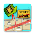 Organize gallery icon