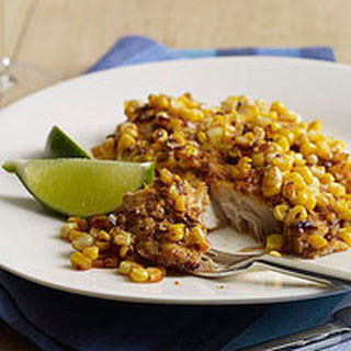 Tilapia with Roasted Corn Recipe