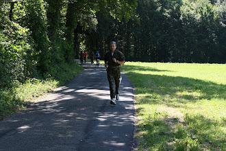 Photo: beim Einlaufen