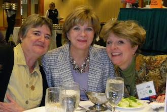 Photo: Mary Ruth Coleman, Barbara Mize, Linda Robinson