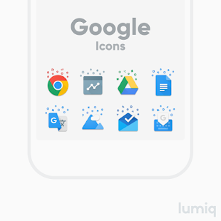 Cosmicons - Icon Pack Screenshot