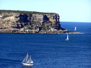 Photo: Ferry to Manley, AUSTRALIA