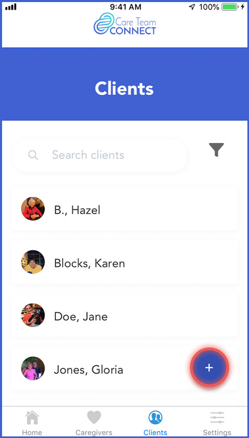 Personalizing In-home Dementia Care: An App for Caregivers