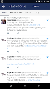 Big Ears Festival- screenshot thumbnail