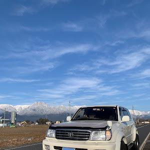 ランドクルーザー100 HDJ101K VXリミテッド 平成12年式 前期 寒冷地のカスタム事例画像 はるぱぱさんの2021年01月25日11:33の投稿