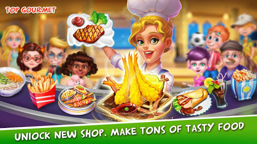 Star Cooking Chef - Foodie Madnessud83cudf73 2.9.5009 screenshots 6