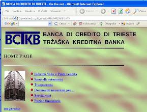 Photo: 1995 - BCTKB v.1.0 www.bctkb.it