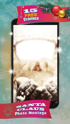 無料摄影Appのサンタドレスアップ 記事Game