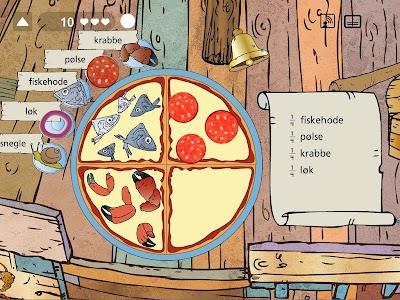 Matemagisk BRØK screenshot 2