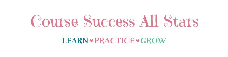 Course Success All-Stars Logo