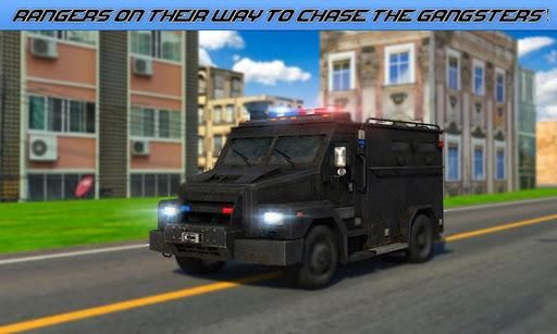 Rangers Van: Gangsters Chase