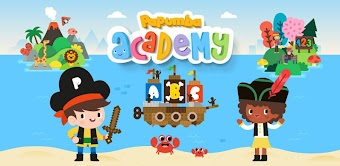 Papumba Academy - Games for Toddlers and Kids