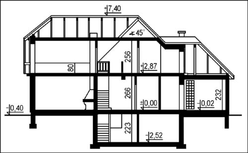 WB-3941 - Przekrój