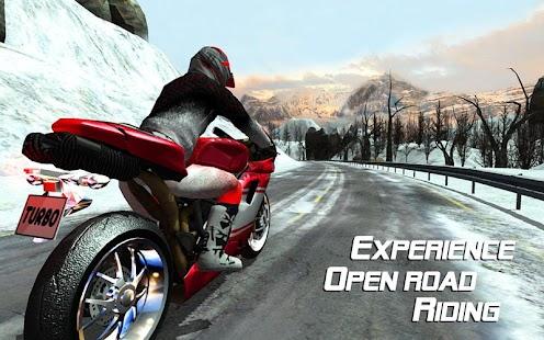 Frozen-Highway-Bike-Rider-VR 4