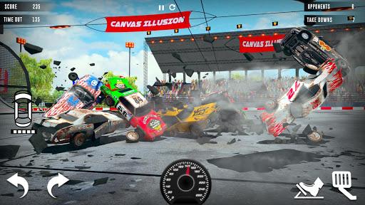 Demolition Derby Car Crash: Real Stunt Racer 2020  screenshots 4