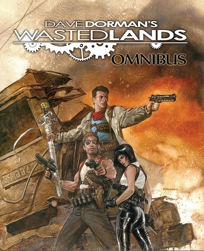 Dave Dorman's Wasted Lands Omnibus (2014)