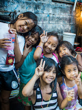 Photo: 笑顔ちゃんズ in Philippines