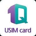 Hana 1Q USIM card(하나 모바일카드)