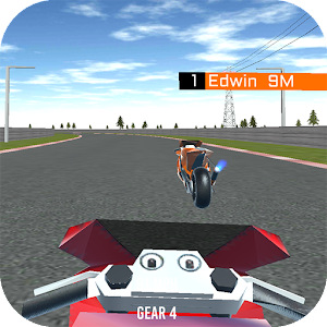 Motorcycle race for PC and MAC