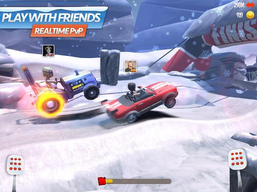 Racing Rocket : Parkour Rivals 1.0.3 screenshots 15