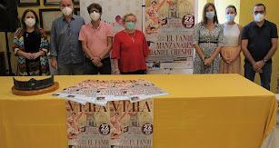 Presentación del cartel taurino de la Feria de San Cleofás.